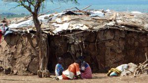 masai-village